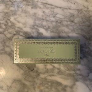 Laduree Green and Silver box